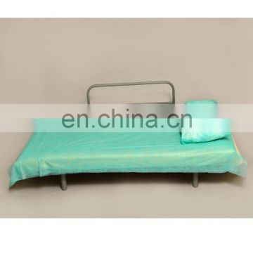 disposable pp bedsheet anti MERS PP bedsheet sterile hospital