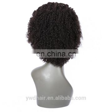 8-26inch 100% human hair wigs curly human hair wigs for black women indian virgin hair paypal accept