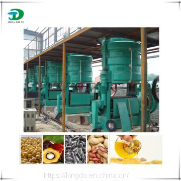 Palm Kernel Processing Machine Price Edible Oil Press Extraction Refinery Plant Palm Oil Machine
