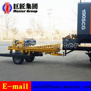 China Master Machinery KQZ-180D Air Pressure and Electricity Joint-action DTH Drilling rig