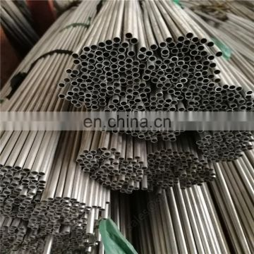 Supplier Of Small Size Thin Wall Stainless Steel Seamless Capillary Tube