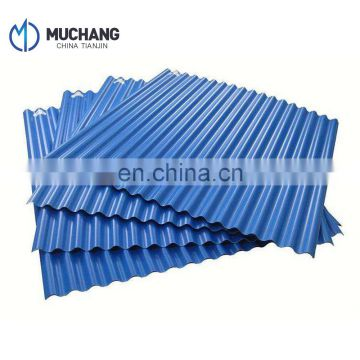 galvanized and colour coating metal roofing sheet