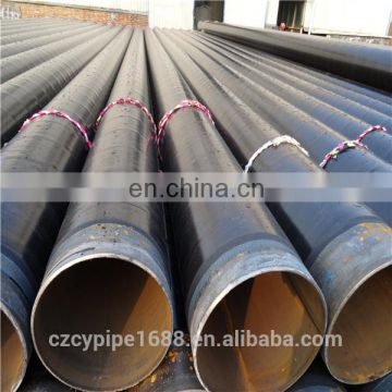 DIN 30670 3LPE 3LPP FBE coating anticorrosion steel pipe for engineering