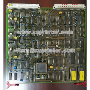 TSK Circuit board 00.781.3627 electric card CP.186.5314 for offset printing machine