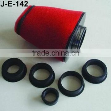 High Flow Sponge Filter for motorcycle,scooter, dirt bike, ATV
