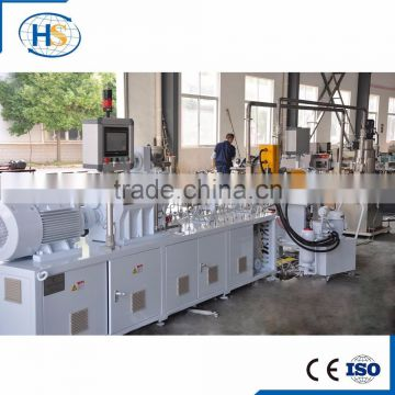 Plastic PVC HDPE PE PPR Granules Making Machinery/PP Starch