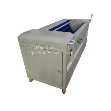 Industrial potato / onion peeling machine