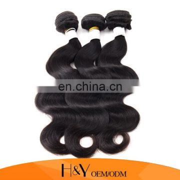 Grade 8A Virgin Hair Body Wave Brazilian Human Hair Weave From Wholesale Suppliers