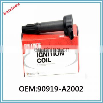 Ignition Coil 90919-A2002 Lexus ES350 RX350 RX450H 3.5L Highlander09-13 90919-02255