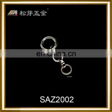 Fashion custom wholesale metal fitting for keychain
