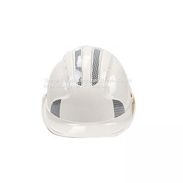 ABS Construction Safety Helmet With Chin Strap