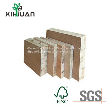 4*8 Cheap Block Board for Indoor Use with High Quality