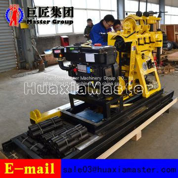 Movable HZ-200YY hydraulic  water well drilling rig