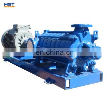 Long distance electric motor water pump head 100m