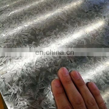 China Supplier 0.4mm Thick Z80 Galvanized Steel Coil Sheet With Best Price