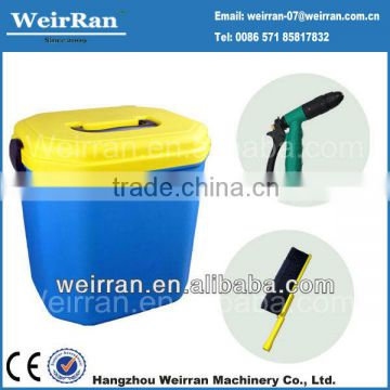 (71550) electric powered 16L plastic body with good appearance garage and car wash equipment