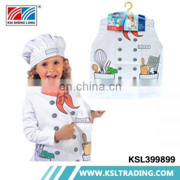 Girls cool items fine workmanship cook cosplay costume sale