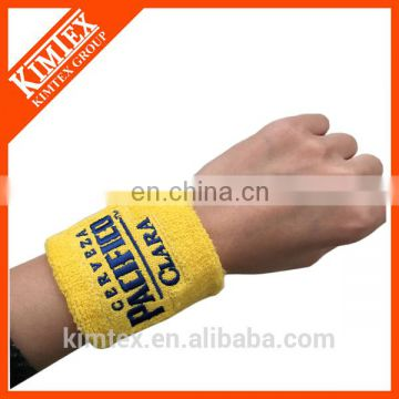 terry towelling wristband
