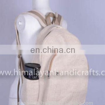 Pure Hemp Backpack HBBH -0032