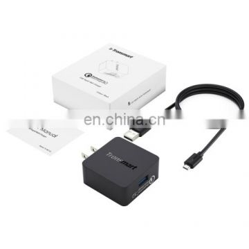 3A Max Qualcomm Quick Charge 3.0 Charger Kit for iPhone 6