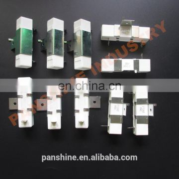 Surface Mount Package Type and Ceramic Composition Technology ceramic wirewound resistors