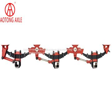 Tandem-Axle Casting Trailer Suspension YTE