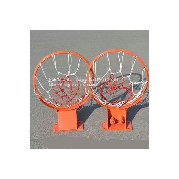 Official Size Steel Basketball Ring/Basketball Hoop/Basketball Rim/Elastic Basketball Ring/Heavy Duty Basketball Ring