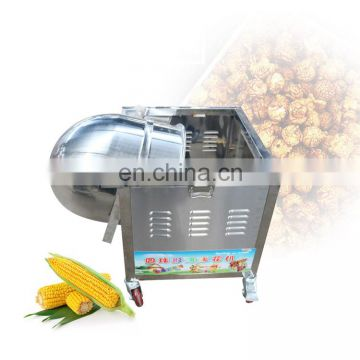 2019 china supplier double pot popcorn machine popcorn packing machine price  industrial hot air popcorn machine