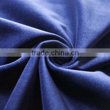 Haining Factory 100% Polyester Textile Super Soft Velvet Fabric And Textile For Upholstery                                                                         Quality Choice