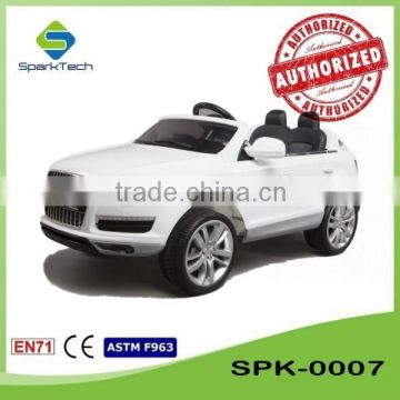 Spk 0007 Chinese Red Motorized Cars For 7 Years Old Kids Power