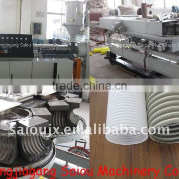 Prestress plastic Corrugated Pipe Production Line