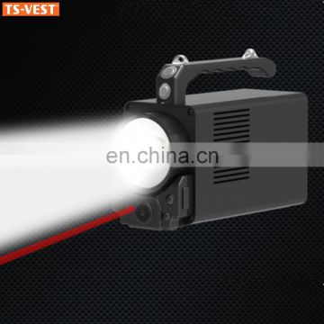 Super Bright Hand Held Battery Powered 6500W Hunting Search Light