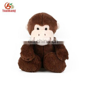 2017 Hot Sell Toys Cute Pet Monkey Kids Promotional Stuffed Animal Plush Monkey Toys
