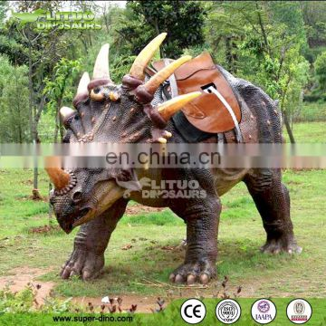 Animatronic Animal Attractions Rides