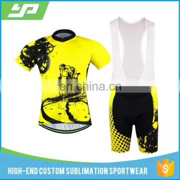... Hot sale custom cycling apparel sublimated bicycle jersey quick dry mtb cycling  jersey ... 7fb5362da