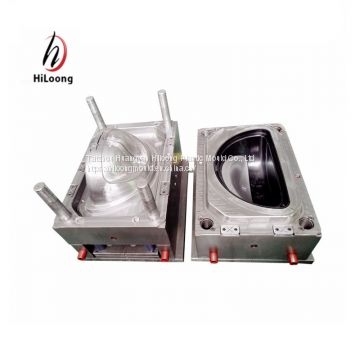 plastic injection molds huangyan dustbin mould manufacturer