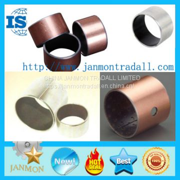 DU/DX bushings,DU Oilless Bushings,DU/DX teflon bronze harden steel bushing,Sleeve Du Bushing For Auto Parts ,Carbon Steel+Bronze Powder+PTFE Teflon+Polymer Bush,Self-lubricated PAP PAF P10 P20 SF1 SF-1 DU Sleeve Bushing