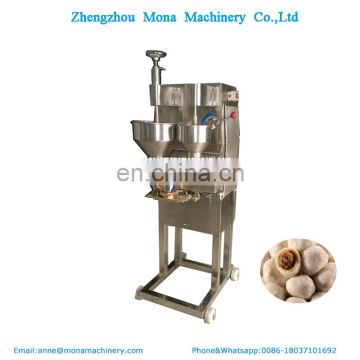 Factory Price automatic Stuffing Meatball Machine |fishball making machine with filling