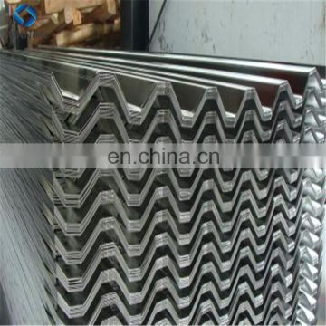 most favorite 24 gauge galvanized corrugated steel metal roofing sheets for construction/corrugated steel sheet 3mm