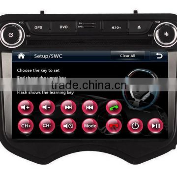 ZESTECH Factory 7 inch HD touch screen Car dvd player for BENNI MINI 2014 with GPS +3G+AM/FM+USB/SD + DVD+ATV