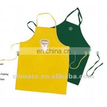 100%cotton twill apron