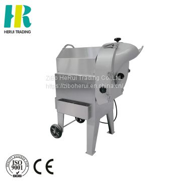 Multi-function cutter root vegetable strip cutting machine