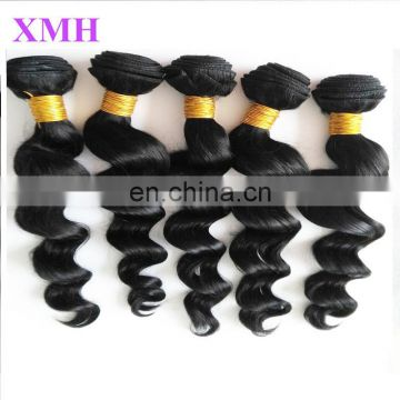 Best Selling Cheap Virgin Brazilian Hair Bundles Loose Curly Weave Hair