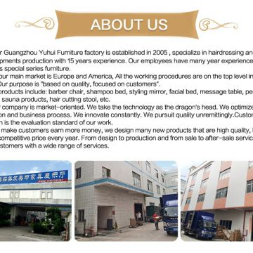 Guangzhou Baiyun Area FuAn Salon Furniture Factory