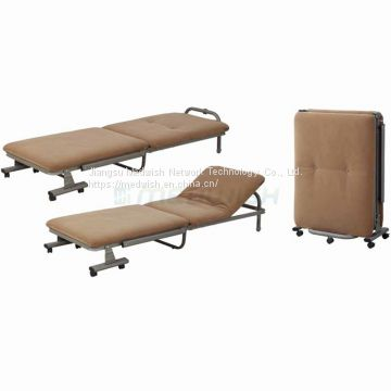 AG-AC010 China Supplier Folding Hospital Accompanying Nursing Home Chair