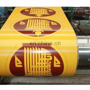 ppgi ral color cheap ppgi prepainted galvanized steel coil of good quality