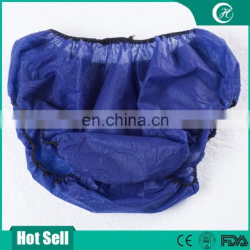 Anti-microbial Hospital Disposable Panties Brief