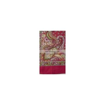 Cotton Printed Scarves varieties with colors attractive