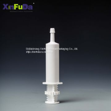 60ml disposable plastic syringes with ce certificate