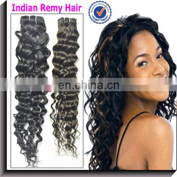 light brown curly hair extensions with competitive price